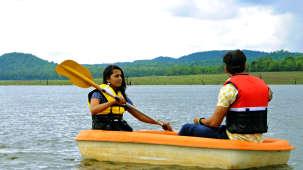 Coorg Jungle Camp, Kushalnagar Madikeri Boating Coorg Jungle Camp Kushalnagar 2