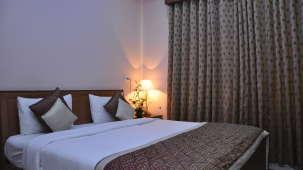 Emblem Hotel, Gurgaon Gurgaon Deluxe Room Emblem Hotel Gurgaon 2