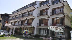 Hotel Natraj, Simsa Village, Manali Manali Facade Hotel Natraj Manali