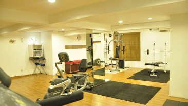 Hotel Atithi, Pondicherry Pondicherry Fitness Centre Hotel Atithi Pondicherry