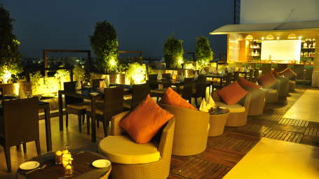 Hotel Atithi, Pondicherry Pondicherry Toxic Rooftop Bar Hotel Atithi Pondicherry 2