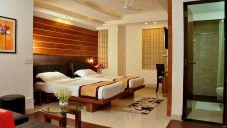 Hotel Niharika, Kolkata Kolkata Regalia Room Hotel Niharika Kolkata 2