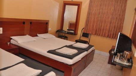 Hotel Suraj, Pune Pune Hotel Suraj Pune Triple Bed Non Ac Rooms
