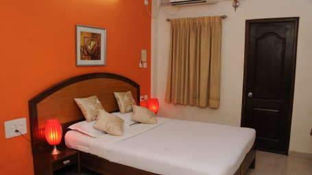 Maple Suites Serviced Apartments, Bangalore Bangalore Suite Bedroom Maple Suites Serviced Apartments Bangalore