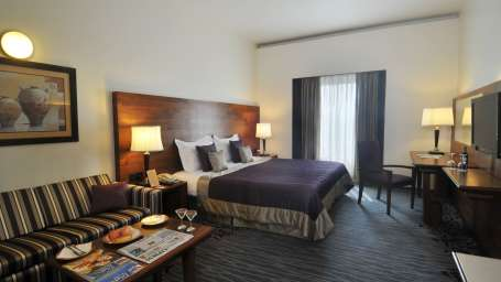Deluxe Room at The Orchid Hotel Pune 5 Star Hotel in Balewadi Pune