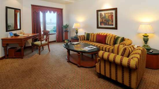Orchid Suite at The Orchid Mumbai Vile Parle - 5 Star hotel near mumbai airport
