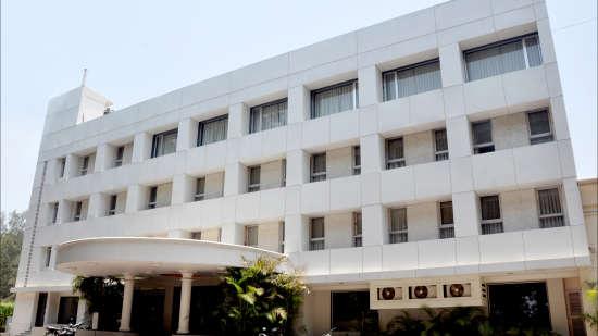 VITS Hotels  Facade of VITS Shalimar Hotel Ankleshwar - Business Hotel Near Ankleshwar Railway Station