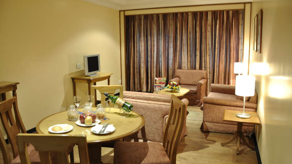 Suite at Aditya Park Hyderabad, hotels in ameerpet hyderabad 2