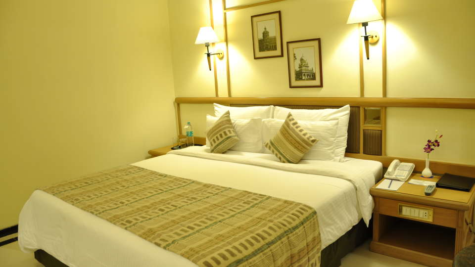 Superior Room at Aditya Park Hyderabad, ameerpet hotels