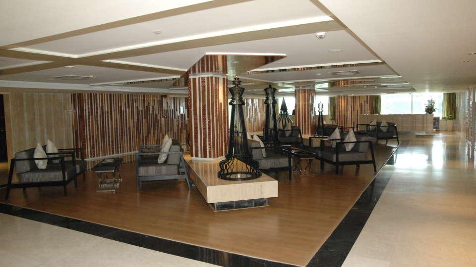 Lobby at Davanam Sarovar Portico Bangalore, Hosur Hotels in Bangalore