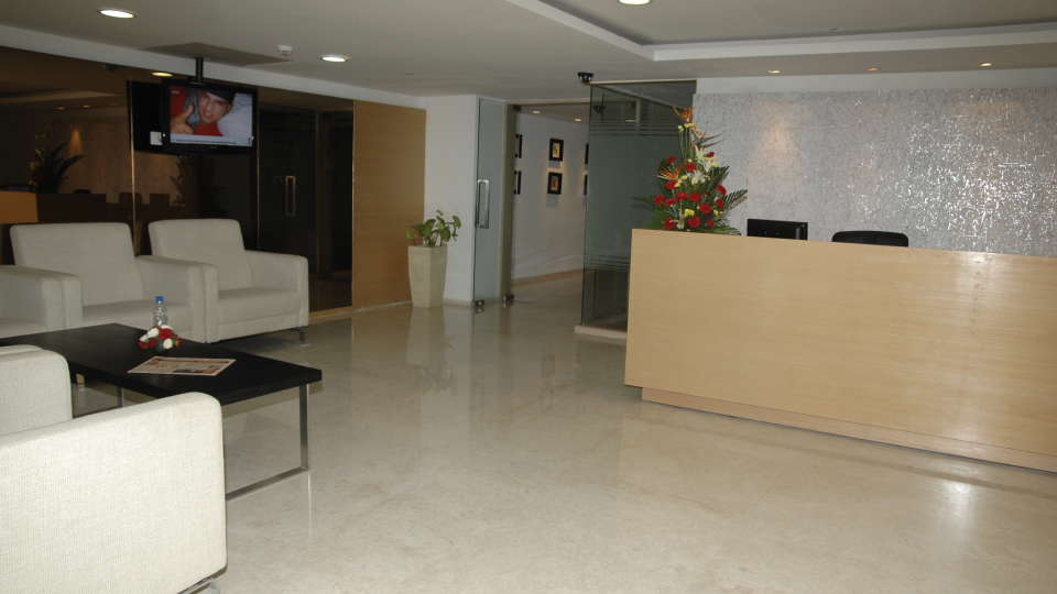 Lobby at Davanam Sarovar Portico Bangalore, Hotels in Bangalore