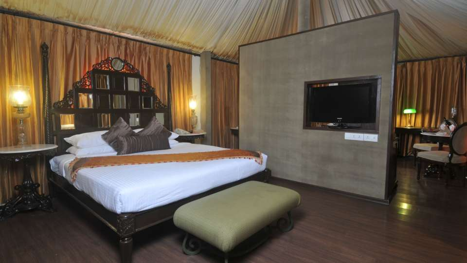 Museum Suite at Fort Jadhavgadh Heritage Hotels Resort Pune