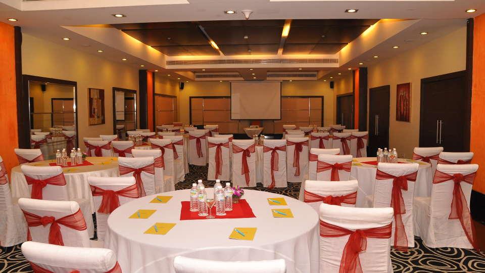 Hibiscus I, Gokulam Park Sabari, Events in Chennai