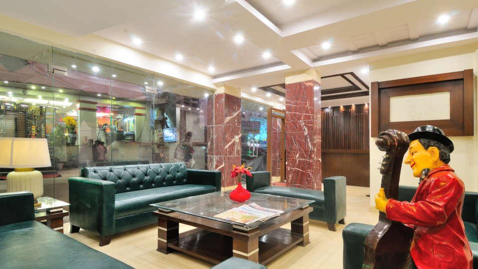 Reception at Rooms at Gaylord International hotels 5