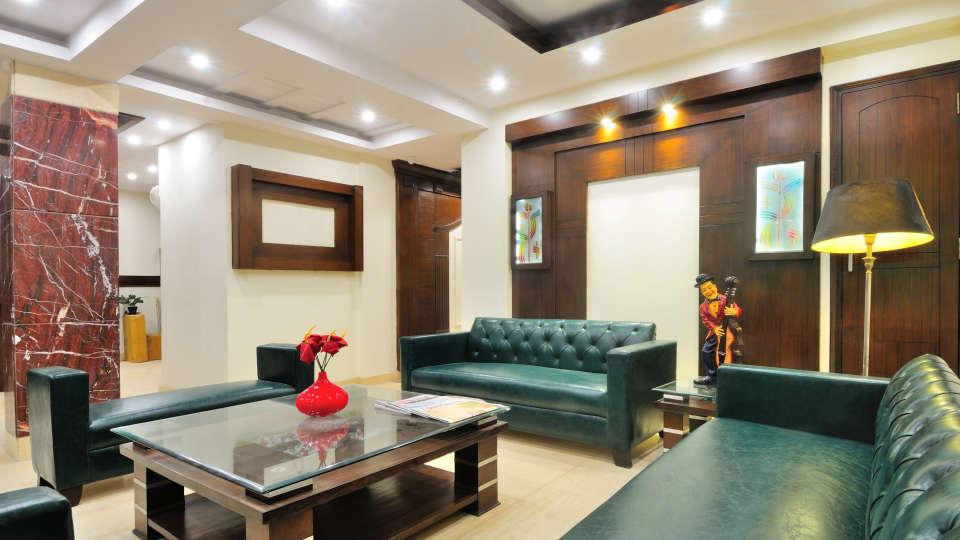 Reception at Rooms at Gaylord International hotels 6