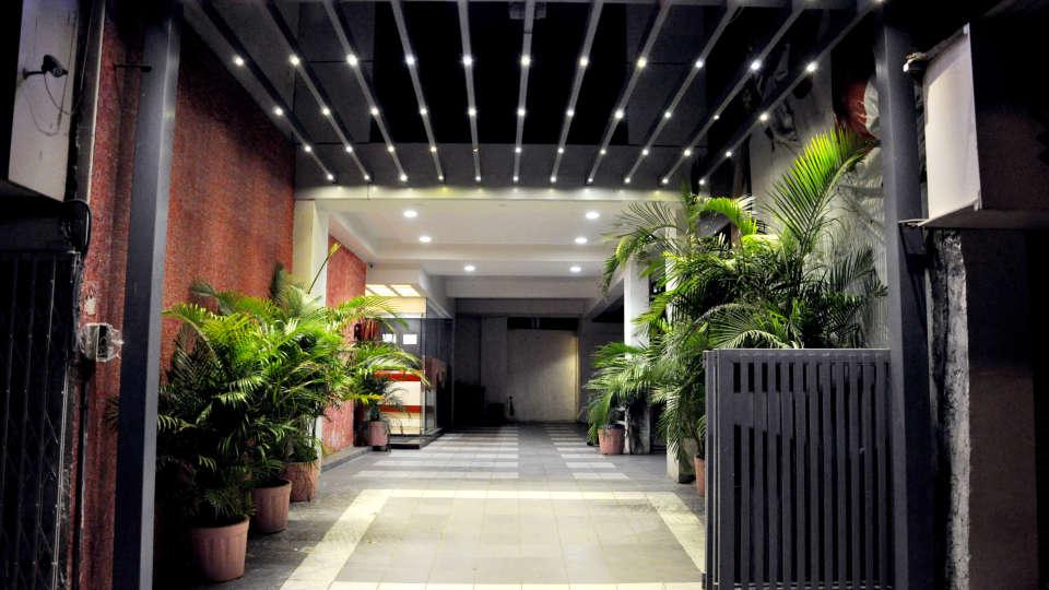 Exterior Hotel Jyoti - Rajkot Gujrat