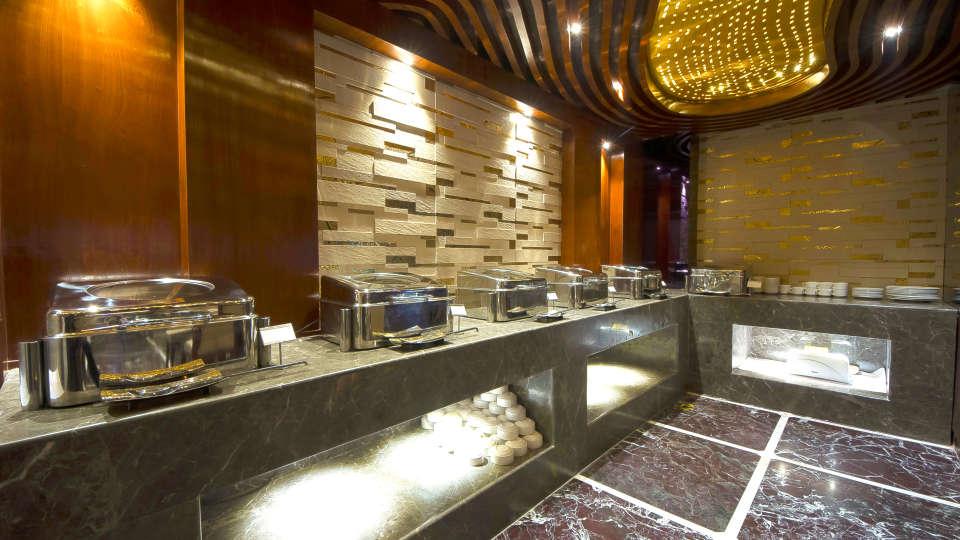 Hotel Swaran Palace, Karol Bagh, New Delhi New Delhi Buffet Area Hotel Swaran Palace Karol Bagh New Delhi