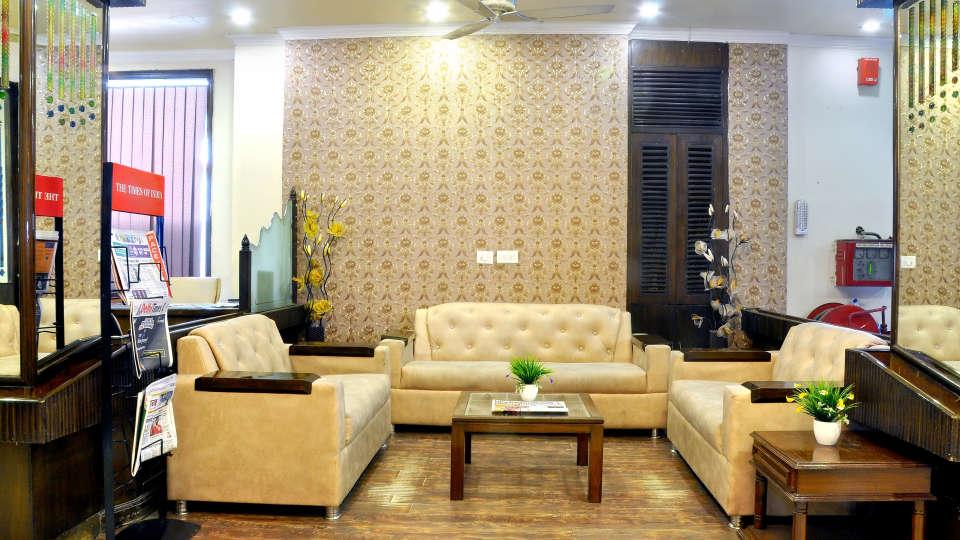 Hotel Welcome Palace, Paharganj, Delhi New Delhi DSC 0284