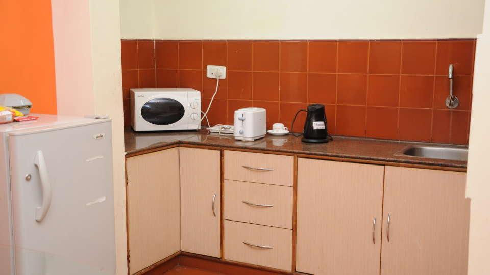 Maple Suites Serviced Apartments, Bangalore Bangalore Suite Kitchen Maple Suites Serviced Apartments Bangalore