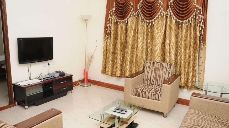 Maple Suites Serviced Apartments, Bangalore Bangalore Suite Living Room 2 Maple Suites Serviced Apartments Bangalore