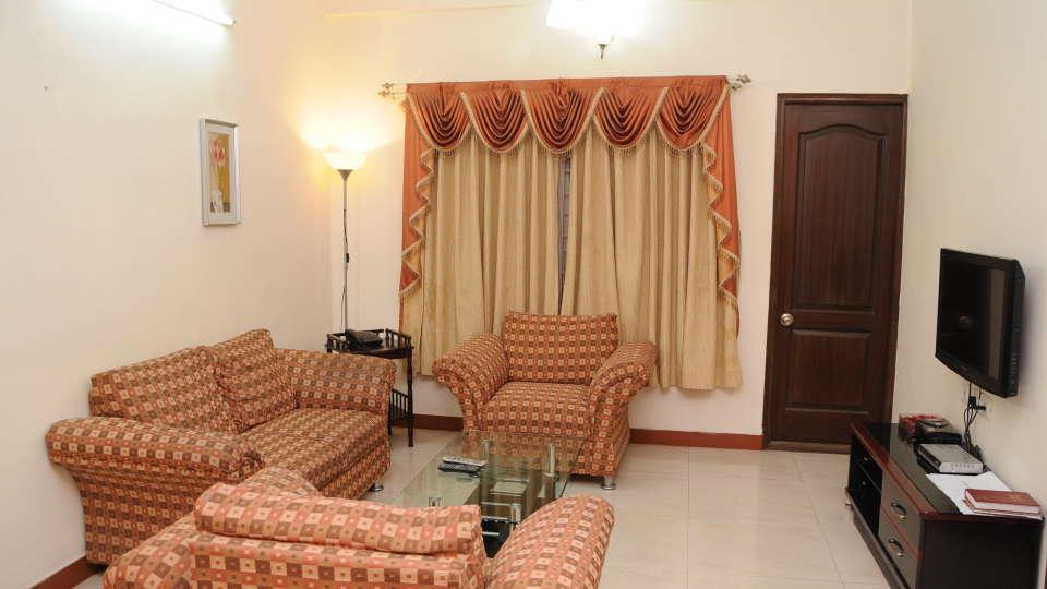 Maple Suites Serviced Apartments, Bangalore Bangalore Suite Living Room 4 Maple Suites Serviced Apartments Bangalore