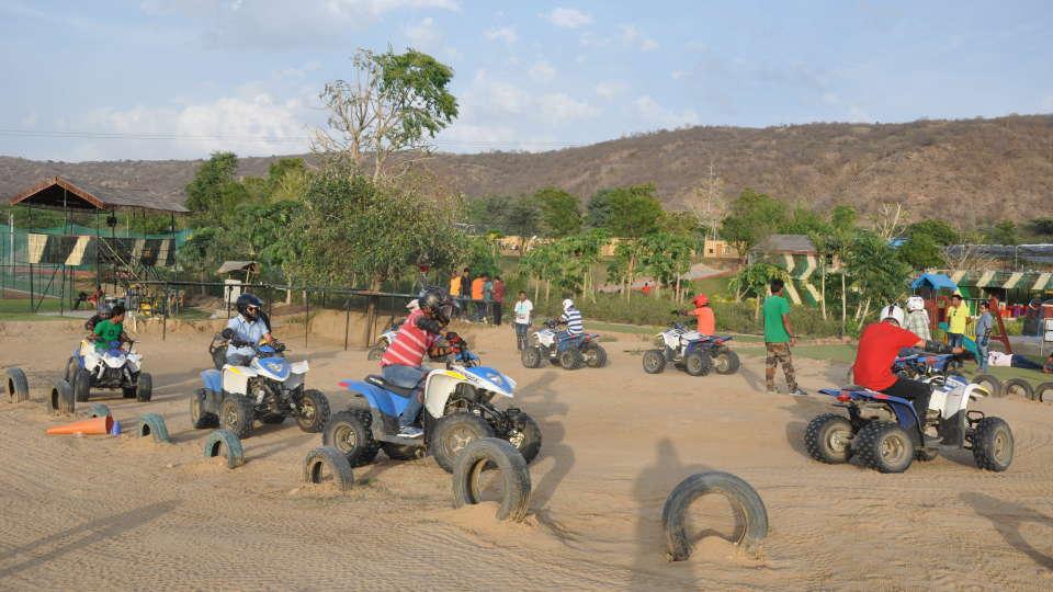 Quad Bikes Bunker Tao Experience Jaipur 11