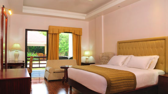 Premium Rooms at Le Roi Corbett Resort and Hotel in Jim Corbett National Park