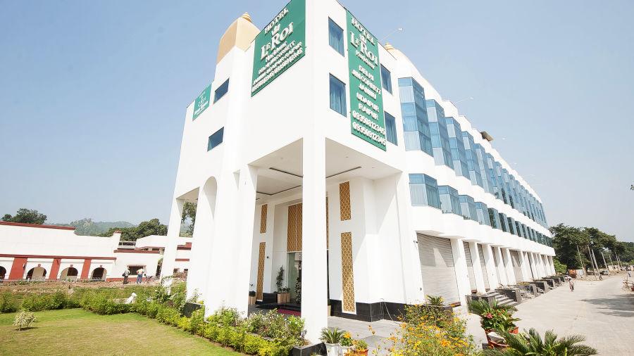 Le ROI Haridwar Hotel Haridwar Facade Le Roi Haridwar Hotel 6