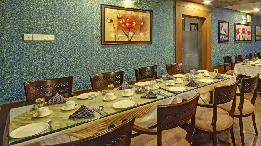 10. Multi cuisine Restuarant