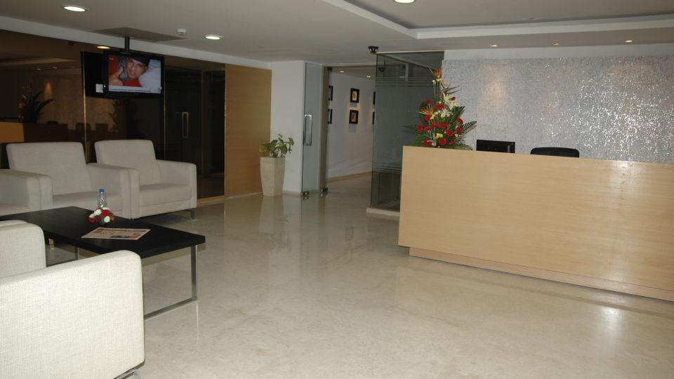 Lobby at Davanam Sarovar Portico Bangalore, Hotels in Bangalore