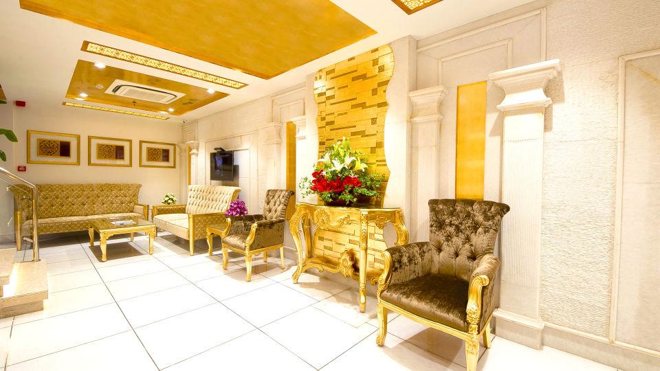 Hotel Swaran Palace, Karol Bagh, New Delhi New Delhi reception lobby 5 Hotel Swaran Palace Karol Bagh New Delhi