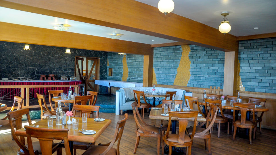 MultiCusine Restaurant at La Montana by TGI
