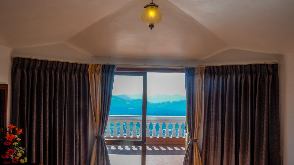 Room View at La Montana by TGI