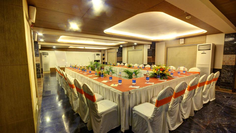 11. Conference Halls