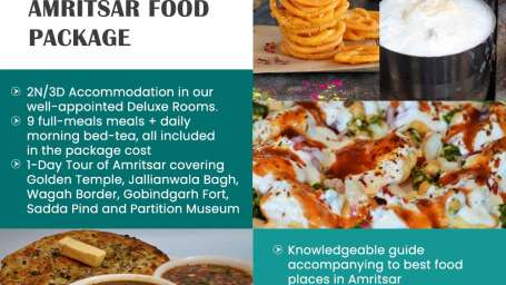 Amritsar Food package 2