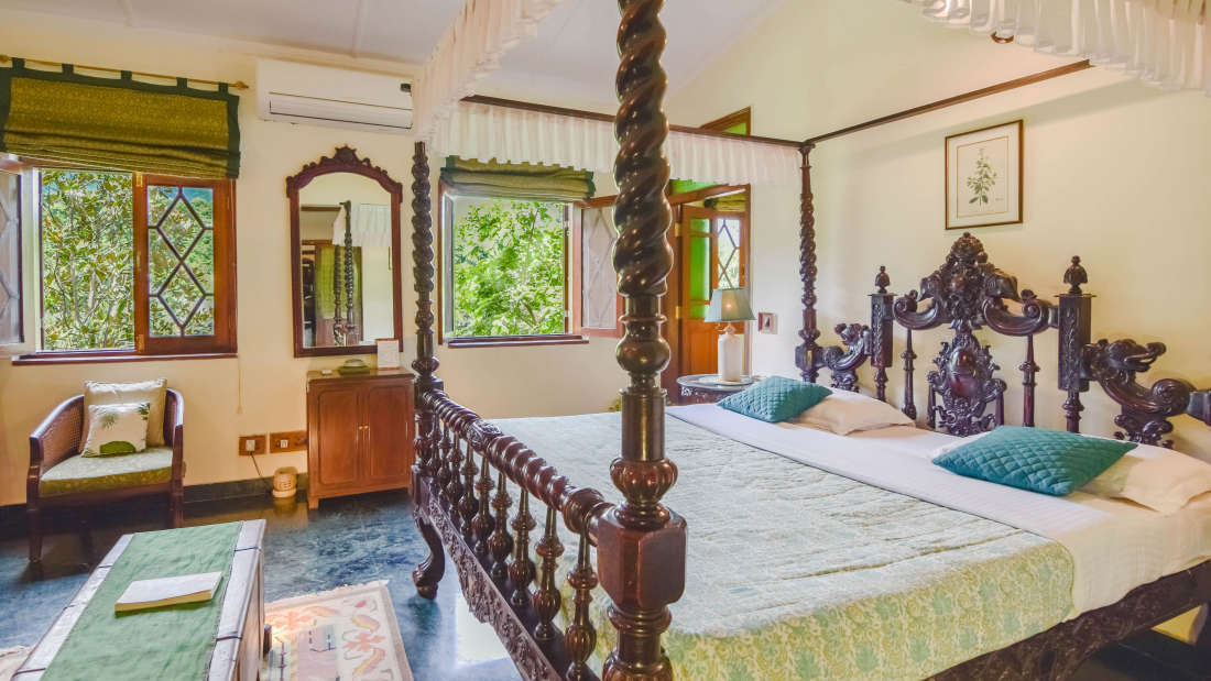 Barbet Executive Room Shaheen Bagh Resort Dehradun 1