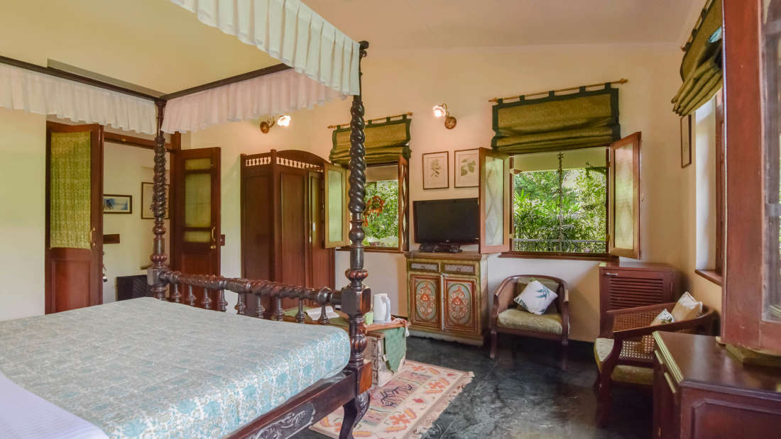 Barbet Executive Room Shaheen Bagh Resort Dehradun 4