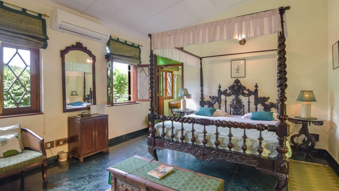 Barbet Executive Room Shaheen Bagh Resort Dehradun 5