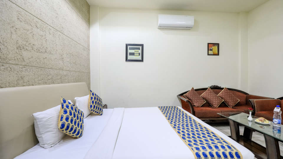 9Rooms Rooms at Cosy Grand Hotel RK Puram Hotels In Delhi