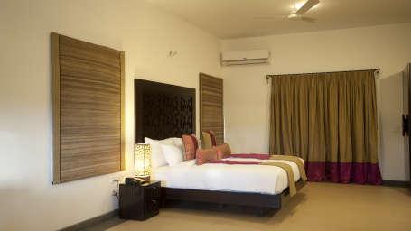 Rock Garden Room at Niraamaya Surya Samudra Resorts in Kovalam 2
