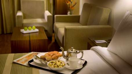 Deluxe Rooms at  Park Inn, Gurgaon - A Carlson Brand Managed by Sarovar Hotels, best hotel rooms in gurgaon 4