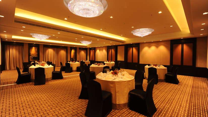Banquet Halls near MG Road Bangalore 5, St Marks Hotel, Banquets