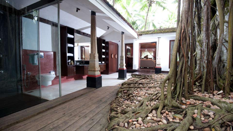 Banyan Tree Bungalow at Niraamaya Surya Samudra Resorts in Kovalam 1