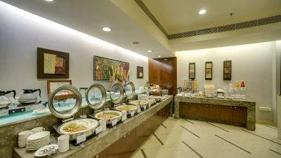 Dining at The Muse Sarovar Portico Nehru Place New Delhi