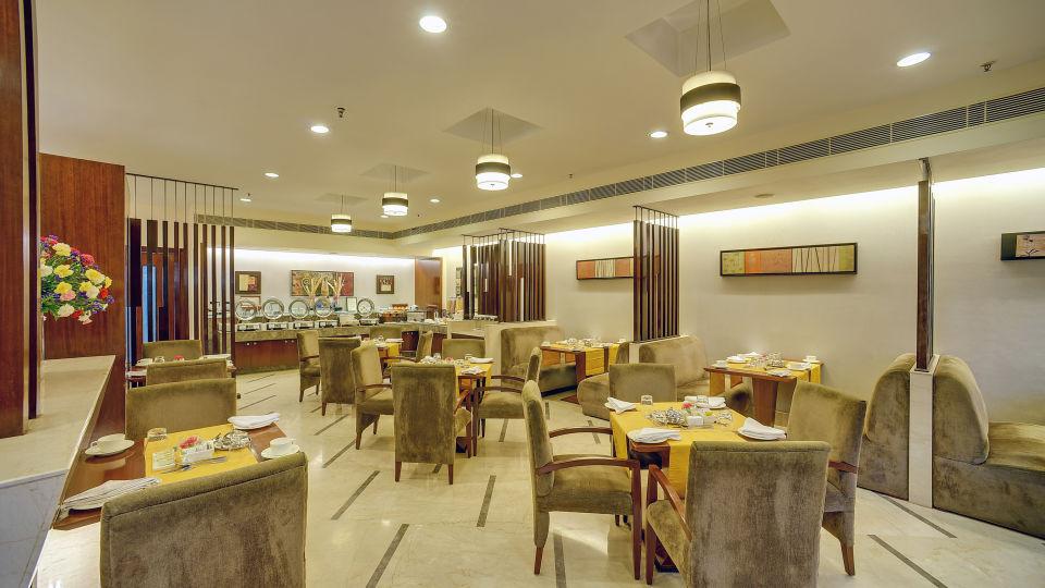 Dining at The Muse Sarovar Portico Nehru Place New-Delhi 2