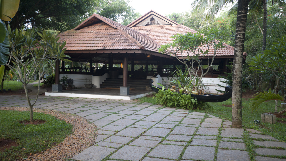 Restaurant at Niraamaya Retreats Surya Samudra, Kovalam Beach Resort 8