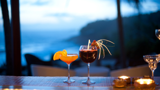 Bar in Kovalam, Niraamaya Retreats Surya Samudra, Resorts in Kovalam 3