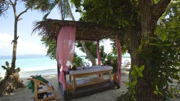 spa at Symphony Palms havelock island