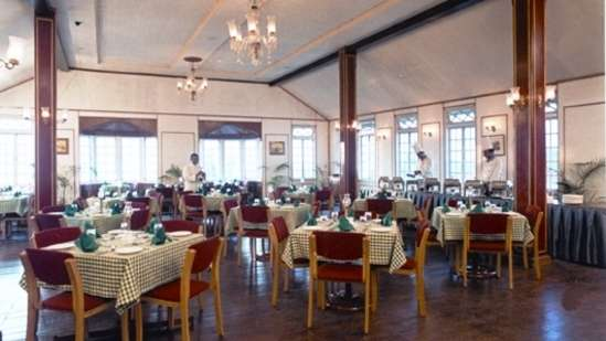 Central Heritage Resort & Spa, Darjeeling Darjeeling Restaurant
