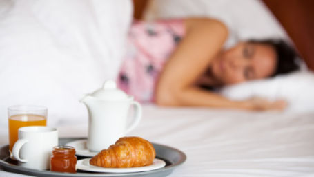 Breakfast offer at Pride Group of Hotels